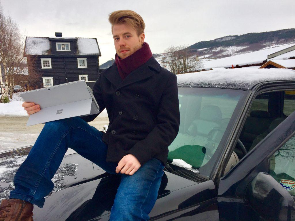 Bilete av Jehans Storvik
